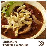 Chicken Tortlla Soup