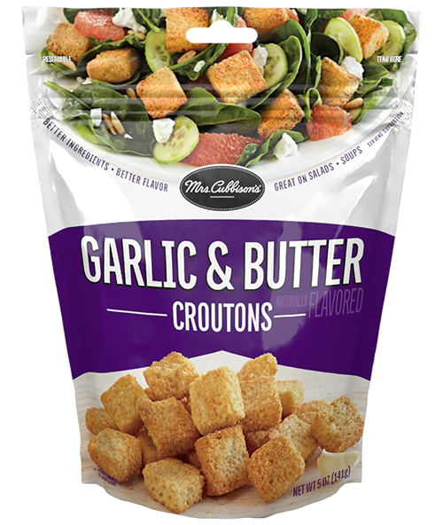 butter garlic croutons our butter garlic croutons start with freshly